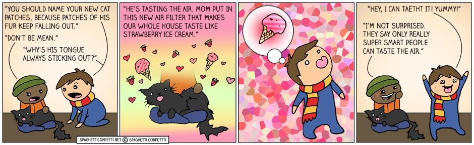 Tasting Air