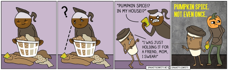 pumpkin spice coffee_110