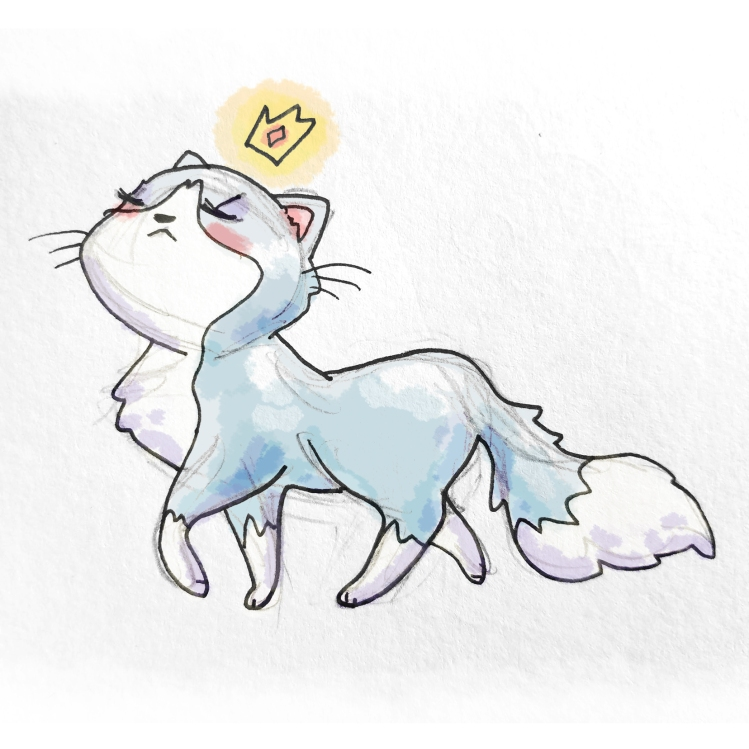 snobby kitty