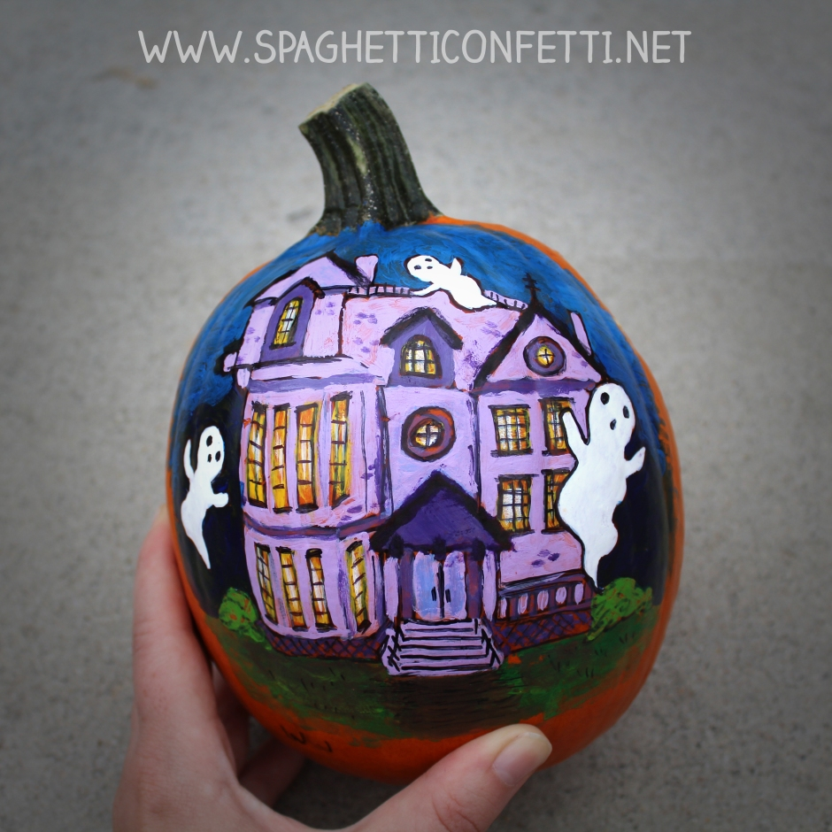 pumpkin_haunted_house